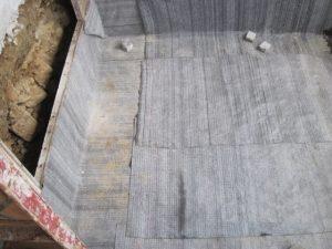 CETCO bentonite below grade waterproofing