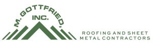 M. Gottfried, Inc. for your roof maintenance and repair needs logo